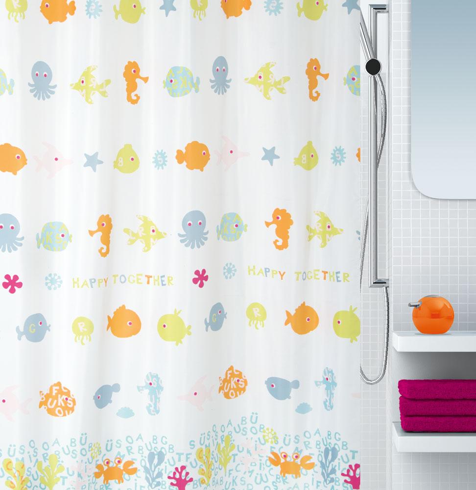 Duschvorhänge Textil